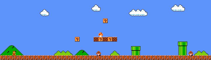 1/nth of Mario 1-1